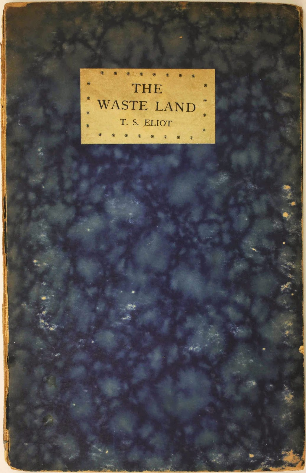 themes of ceremonies in t s eliots poem the waste land Two months later, eliot checked out of the sanatorium and gave ezra pound a manuscript entitled the waste land this work alone is considered his most famous poem it is a poetic exploration of soul's struggling for redemption, (kimball 23.