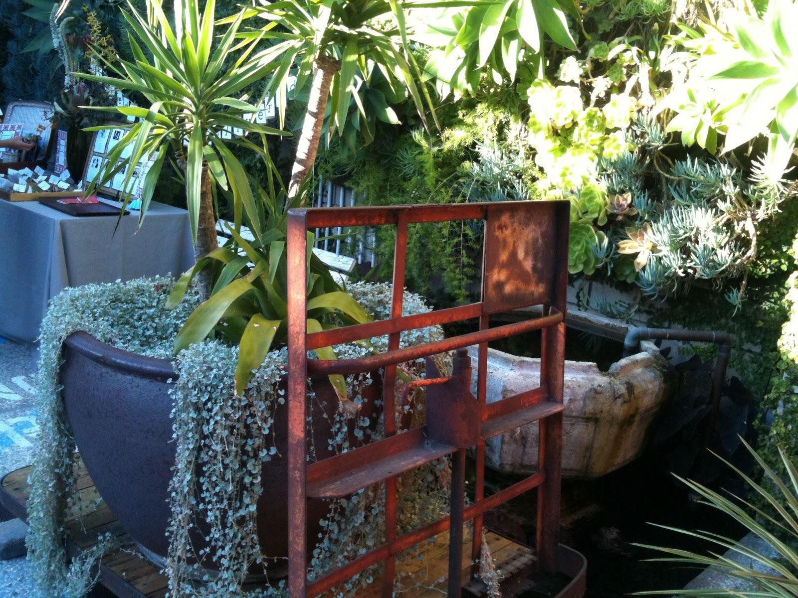 flour child vertical garden