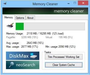 COME FACCIO A LIBERARE SPAZIO NELLA MEMORIA RAM DEL PC