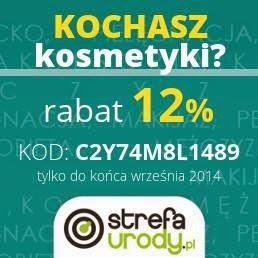 Rabat w drogerii StrefaUrody.pl :)