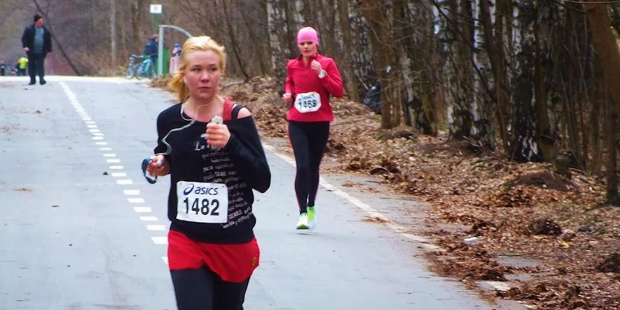 XI Метрогородокский марафон - 18 апреля 2015 - фото 1 - фотографировал Андрей Климковский