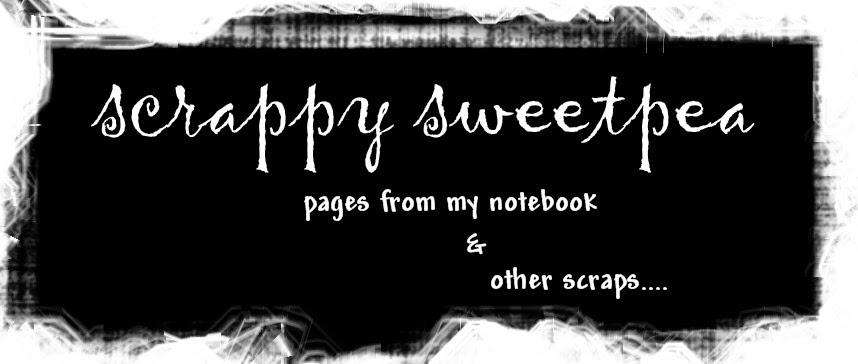 Scrappy Sweetpea