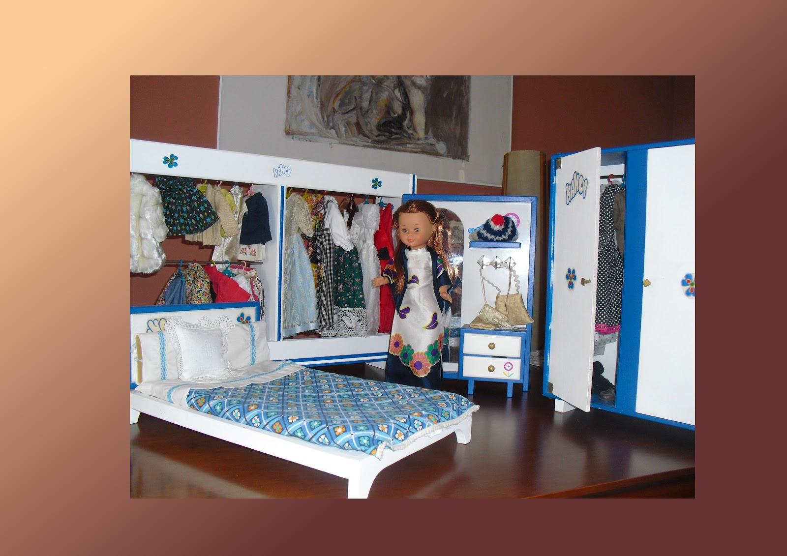 Nancy famosa nancy complementos y accesorios for Dormitorio anos 70