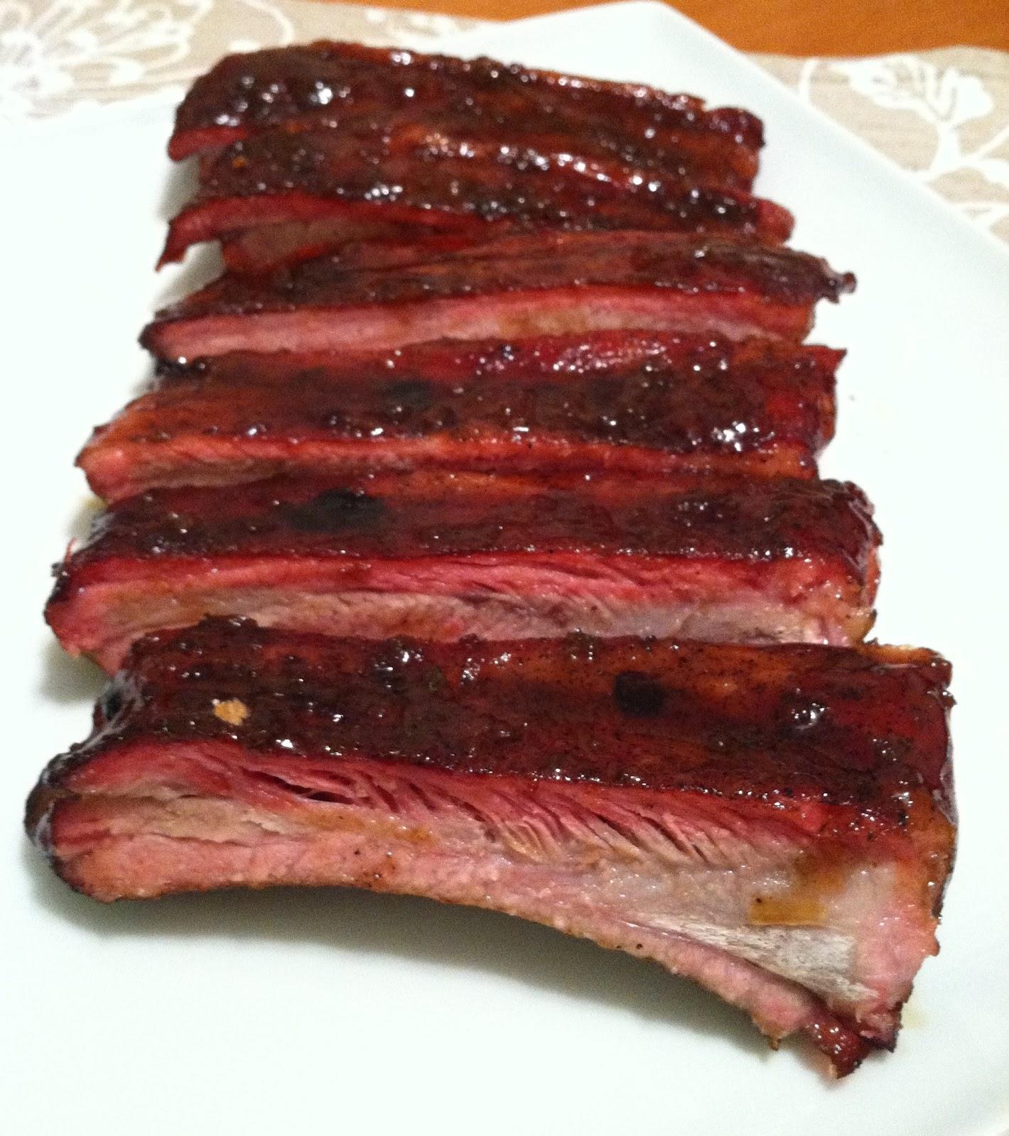 ... Smoker) Box: Adventures in BBQ Blog: Maple Sugar Dry Rub & Rib Glaze