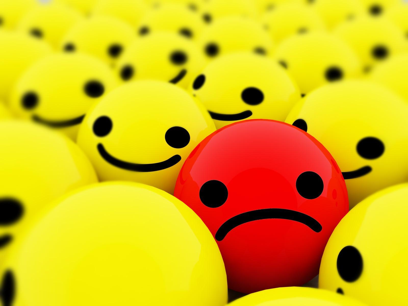 Smiley pessimisme