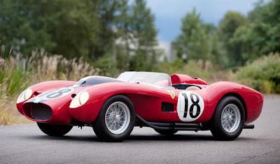 Ferrari TestaRossa 10,3 millones