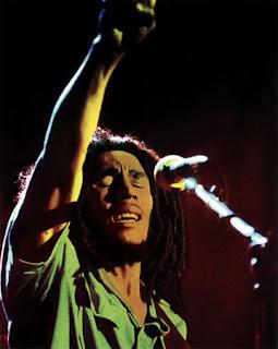 Homenaje a 30 años sin Bob Marley