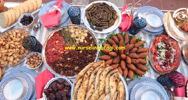 nurselin mutfağı ramazan
