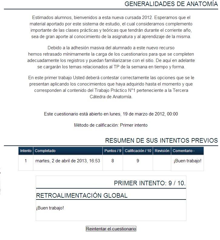 Hermosa Primer Año Cuestionarios Mbbs Anatomía Fotos - Anatomía de ...