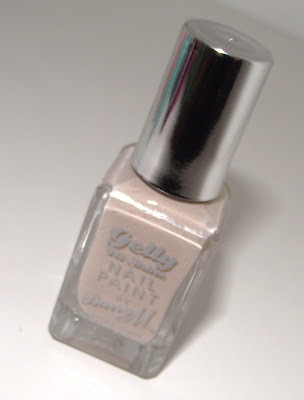 New Barry M Gelly Hi- Shine Nail Paint - 303 Lychee GNP 10