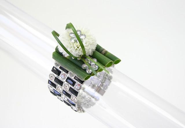 Designer Spotlight: Suzie Kostick AIFD, PFCI, CFD. MCF Corsage, prom flowers