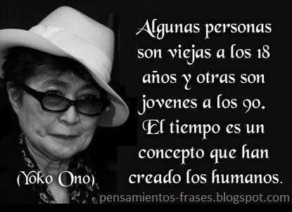 frases de Yoko Ono