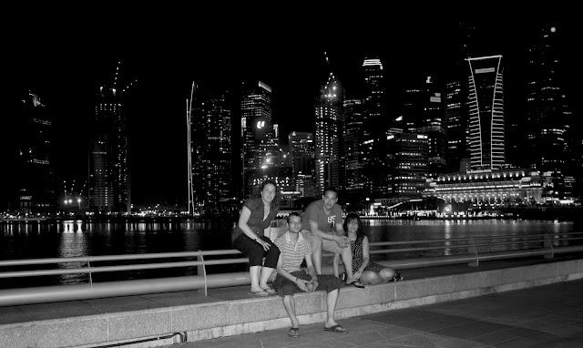 singapur noche