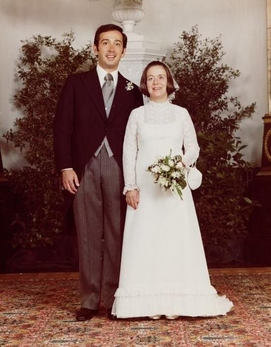 The Royal Order of Sartorial Splendor: Wedding Wednesday: June Brides