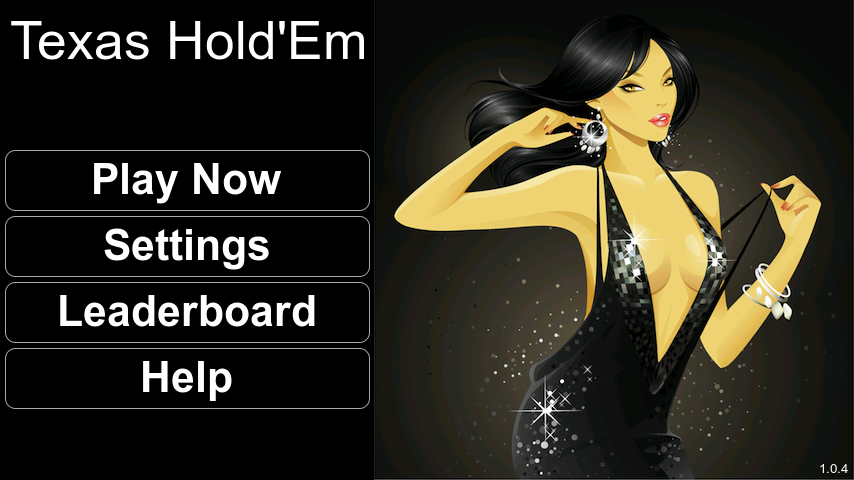 [PIE Games] Texas Hold'em Online HD v1.04 MeeGo-MeeGo HD Games
