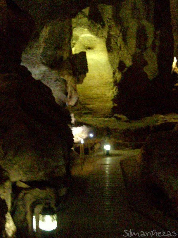 cueva de las calaveras Alicante