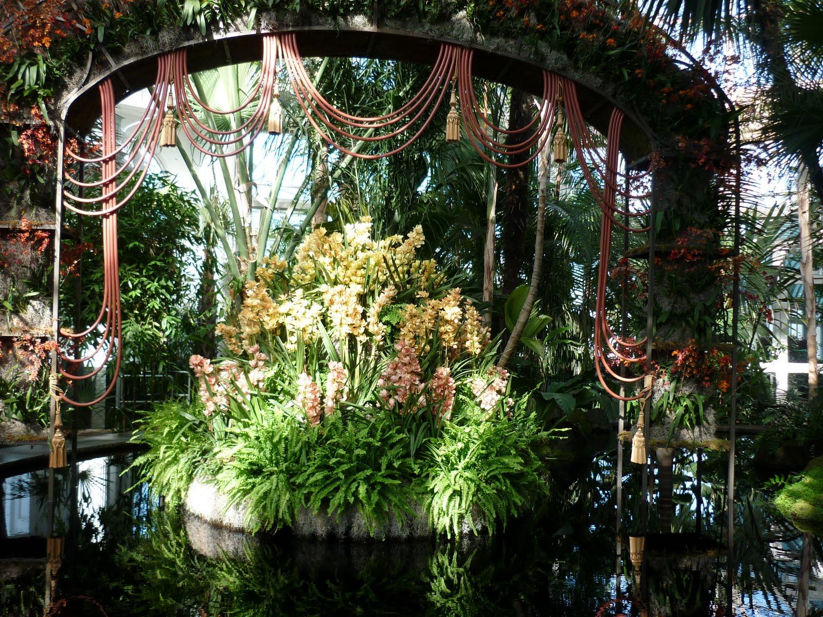 Stylerelish Bronx Botanical Garden