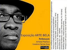 Conheçam o trabalho do artista plástico baiano Rebouças!