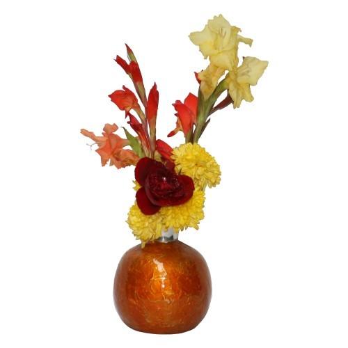 Incredible Handicraft India Long Neck Flower Vase