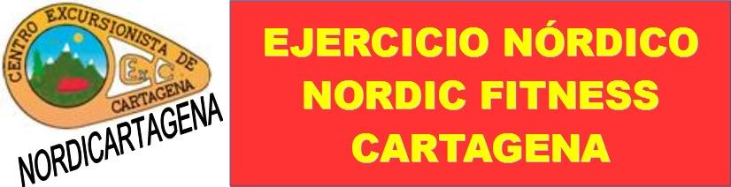 NORDICARTAGENA - MARCHA NÓRDICA EN CARTAGENA