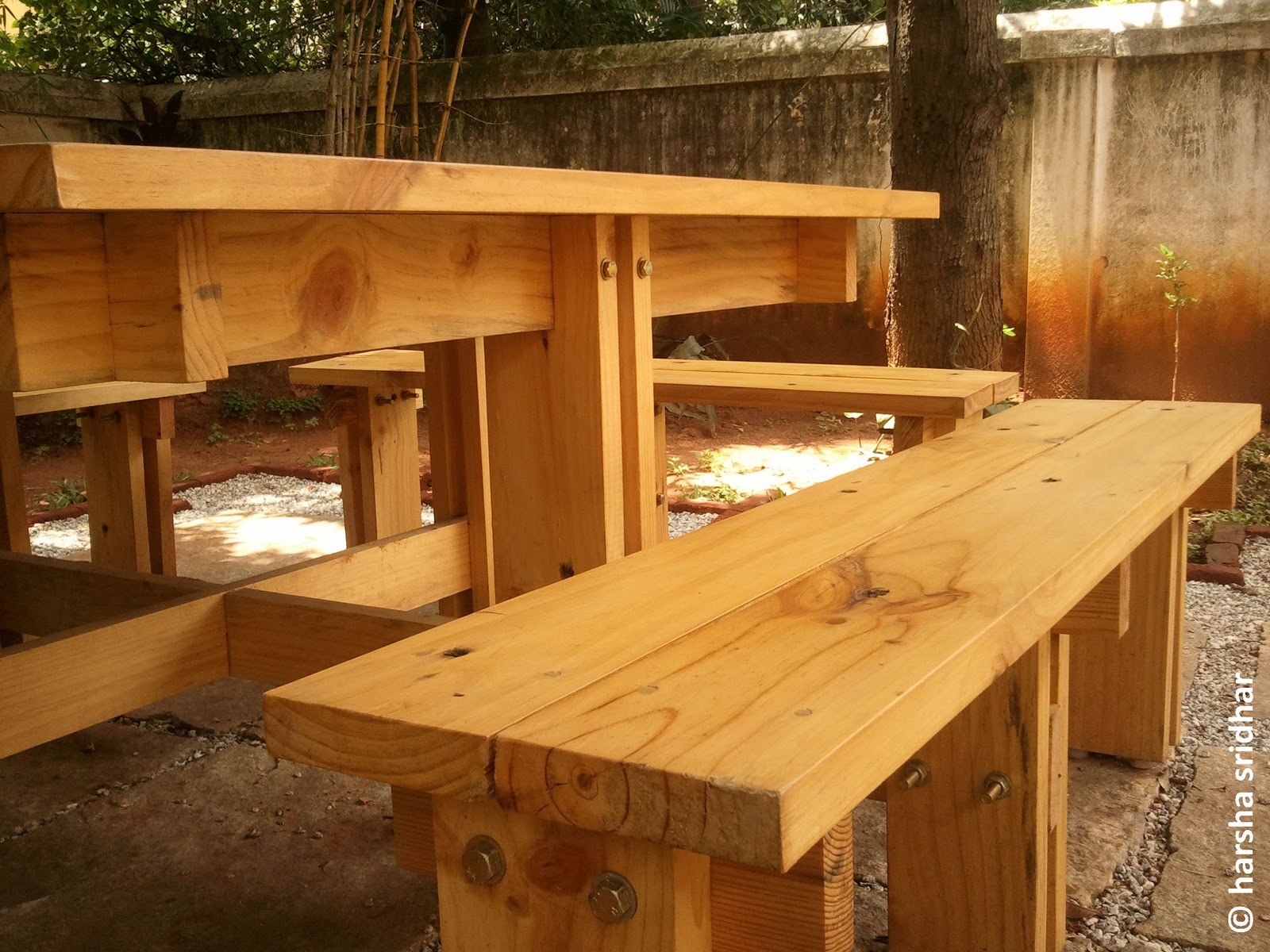 Initiative for Green Habitats: From used packaging wood to ...