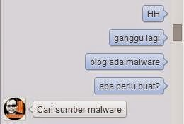 chat, facebook, malware, tunjuk ajarku sifu