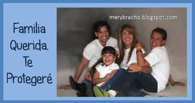 Familia querida, te protegeré. Amo a mi familia. El cuidado de la familia. Poema motivador de aliento familiar. Buenos deseos para mi familia. Pacto de amor con mi familia. Poema cristiano. Deseo lo mejor para mi familia. Postales de la familia