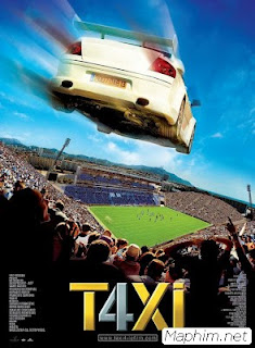 Taxi 4 HD|Taxi 4 2007