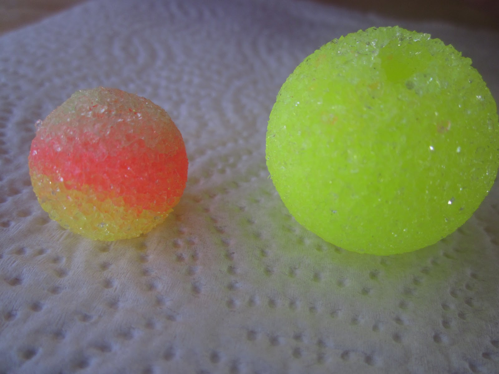 bouncy ball kit instructions