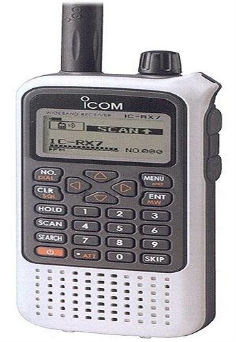 Icom IC-RX7