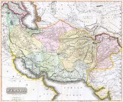 در سال 1814 نقشه مستقل بلوچستان