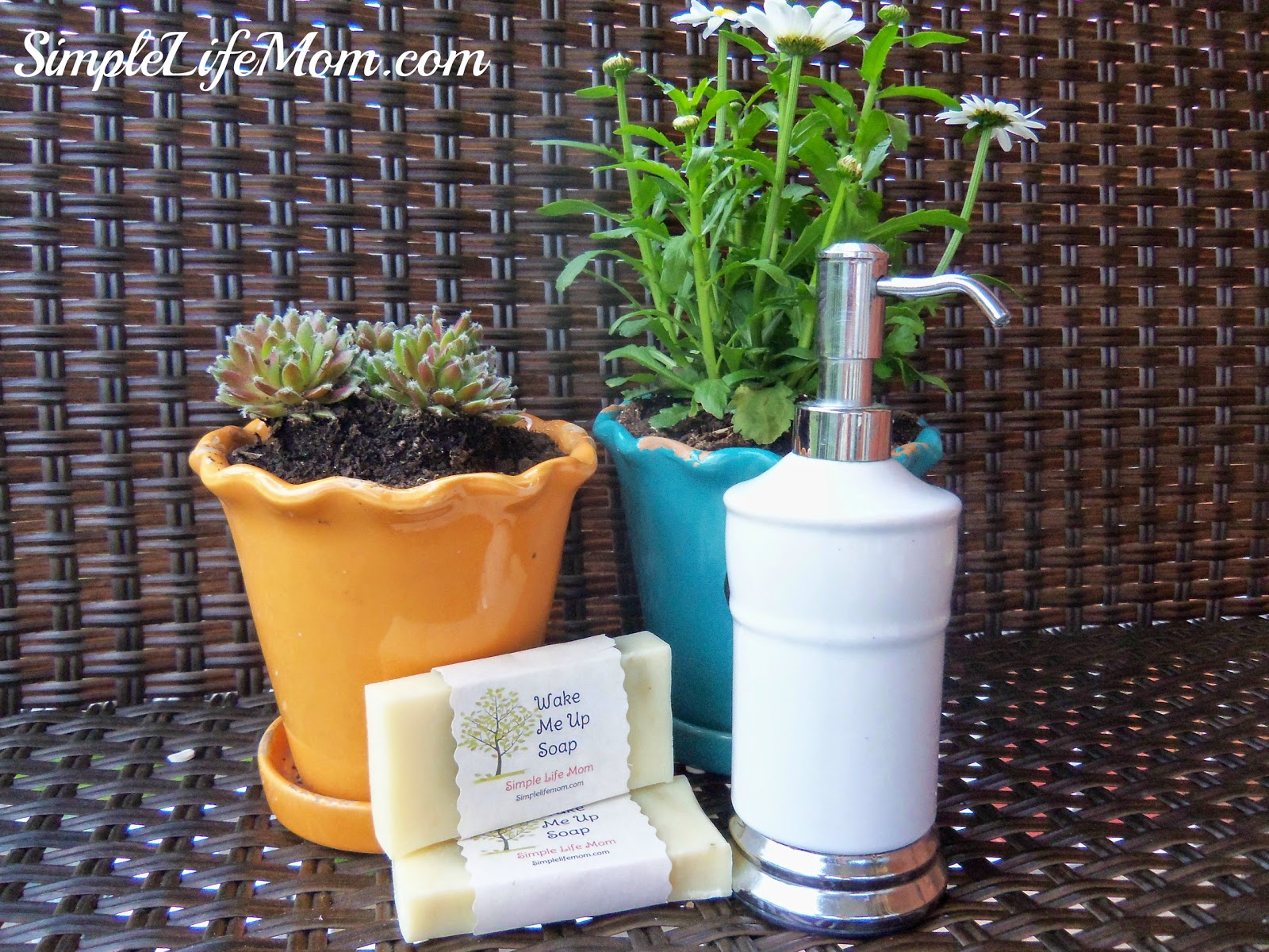 DIY Liquid Hand Soap, shared by Simple Life Mom