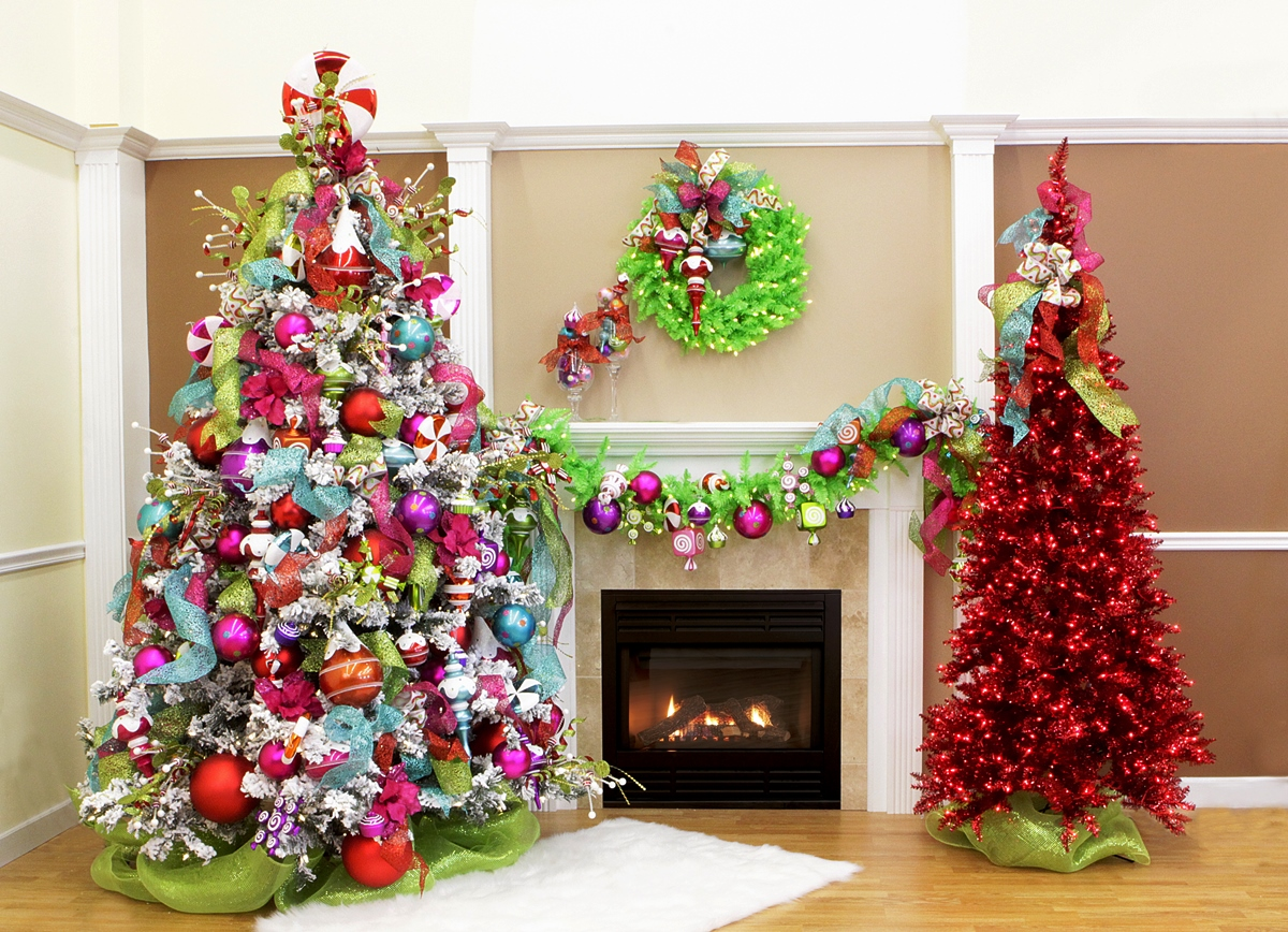 christmas decorations ideas 2015 - Christmas Tree Decorating Ideas 2015
