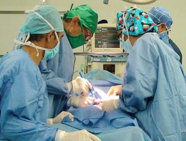 Plan Quirúrgico Nacional atendió 419 mil pacientes durante 2017