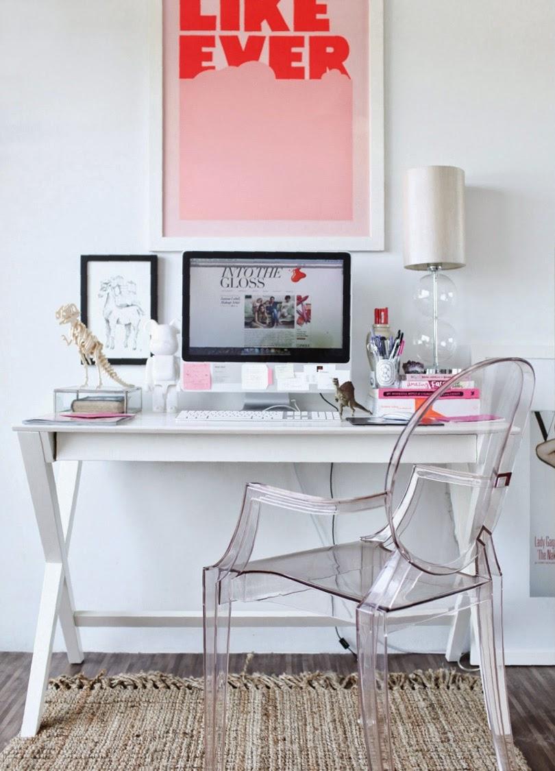 Home Office Inspiration - Asili Glam