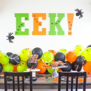 Ideas for Your Halloween Party!