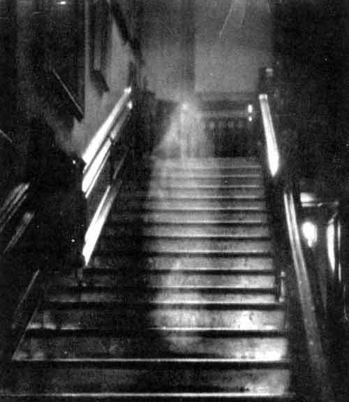 narrative essay on haunted house