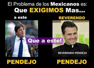 Memes comparativos de politica y futbol