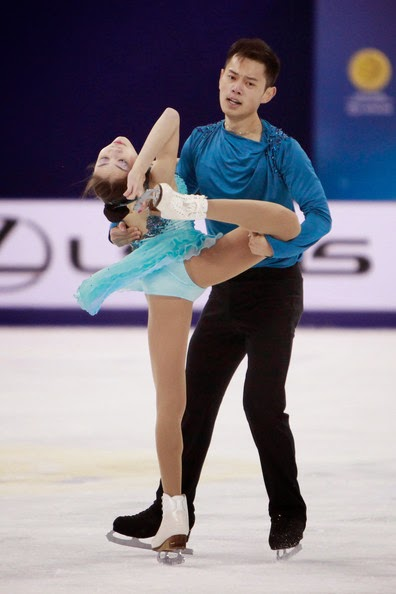 Olympic picture skating upskirt