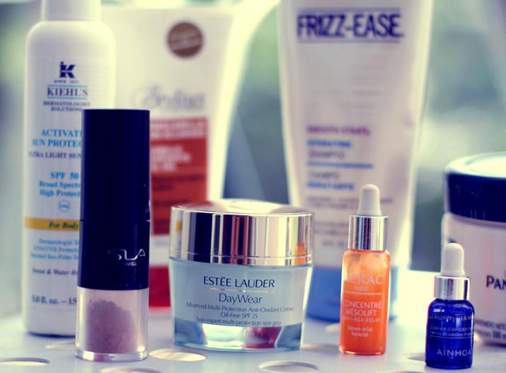 Blogger beauty products. Tips and brands that are working for me / Post especial belleza. Productos y marcas que realmente funcionan, al menos para mi!