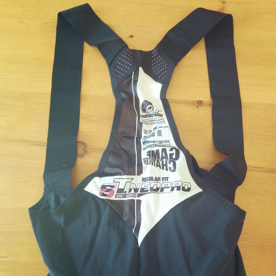 Assos T.neoPro_s7 Bib Shorts shoulder straps