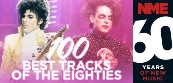 Las 100 mejores canciones de los 80' según la NME