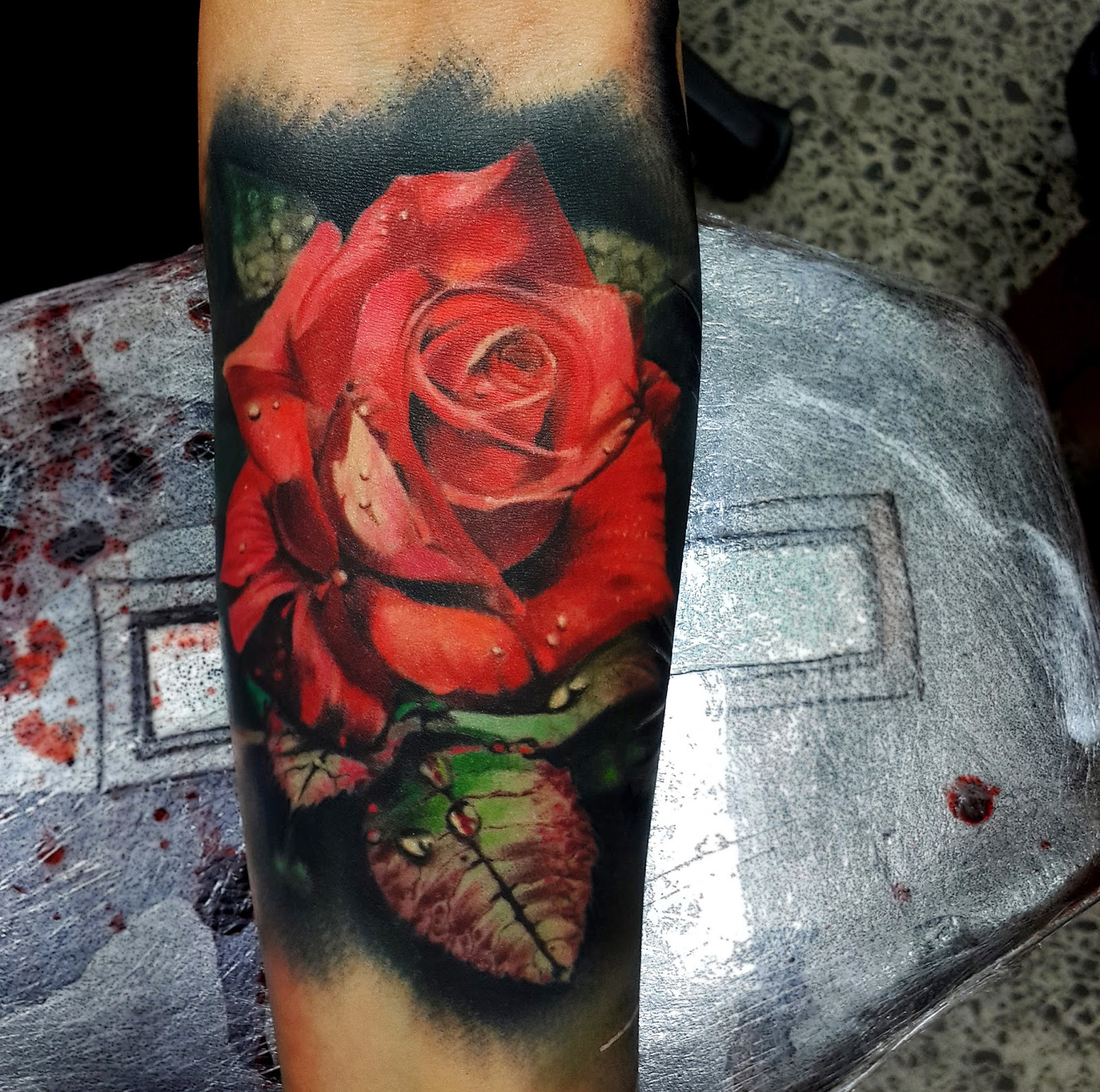 Matt jordan tattoo for Best realism tattoo artist
