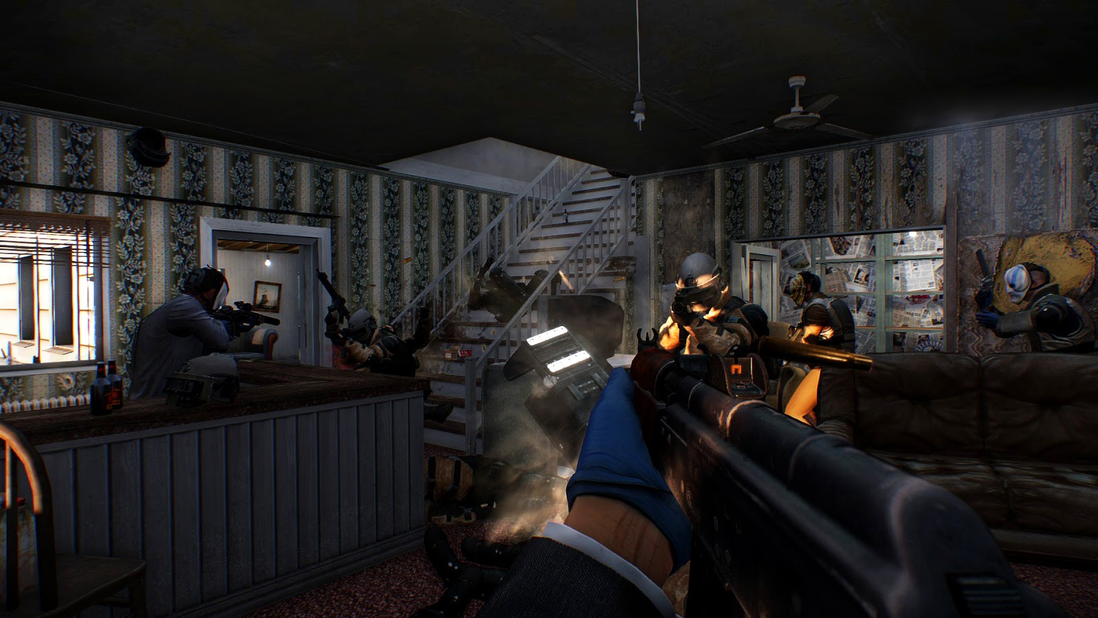 Payday 2 Gameplay