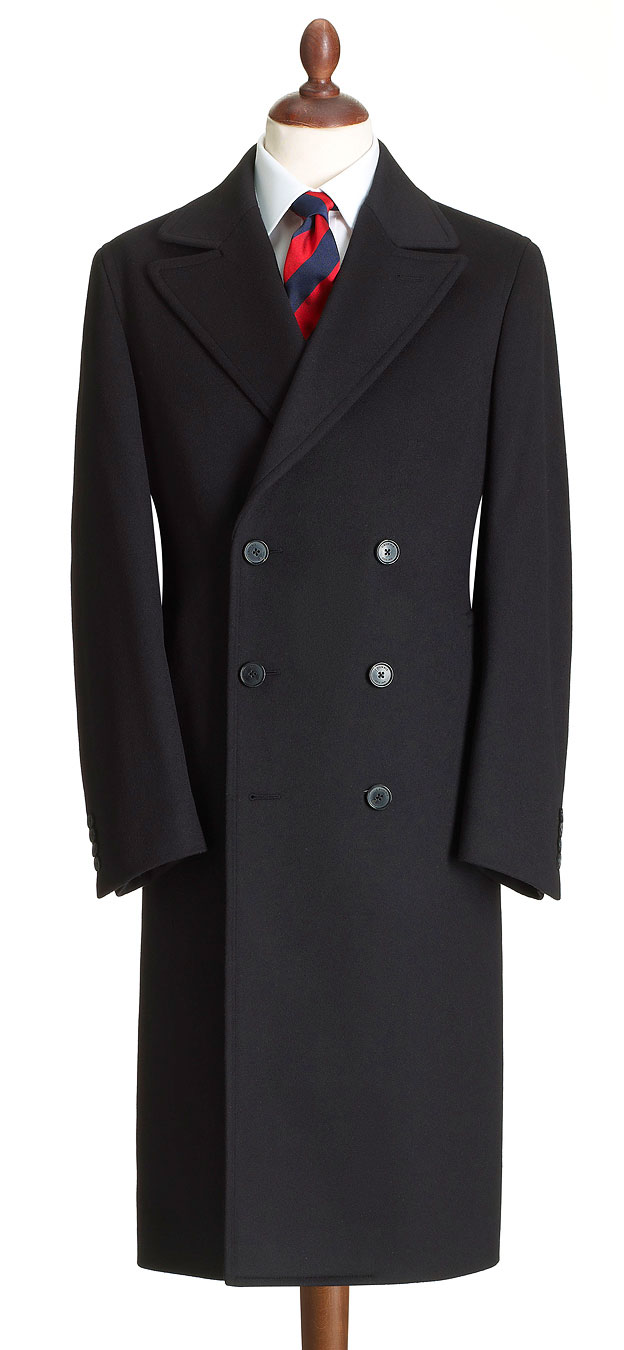 The Shoe AristoCat: Crombie Overcoats for a gent