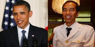 Obama - Jokowi