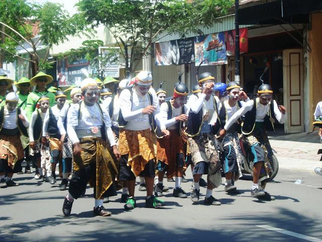 Parade Aksi Beragram Kreasi