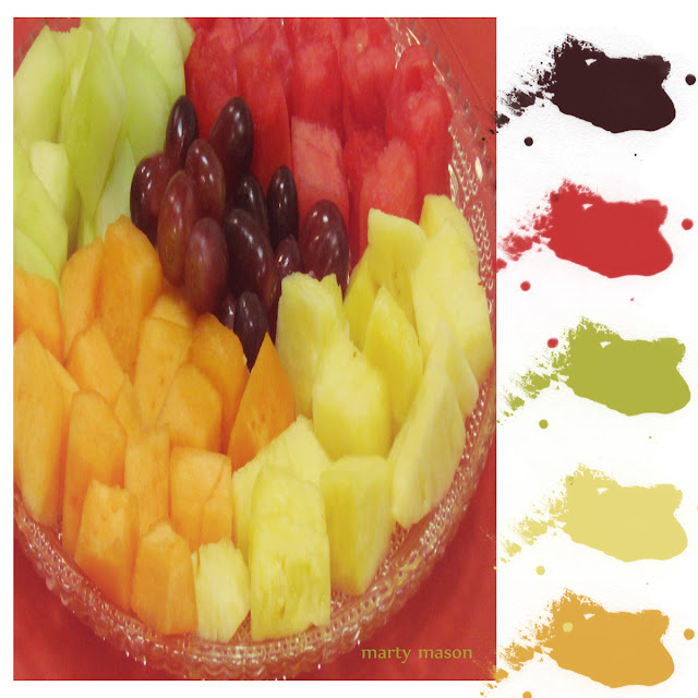 ColorBoard No. 25 - Fruit