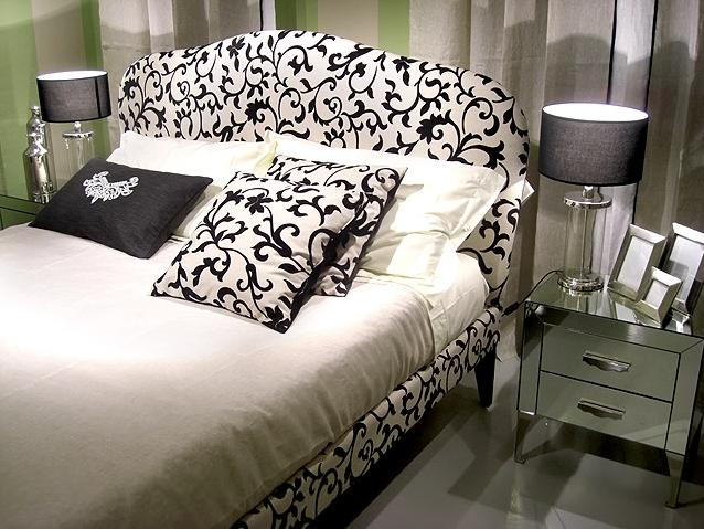 fashion design decorating inspiration black white room design