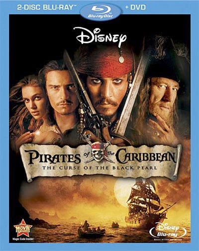 Pirates of the Caribbean: The Curse of the Black Pearl 2003 Dual Audio Hindi Eng BRRip 720p